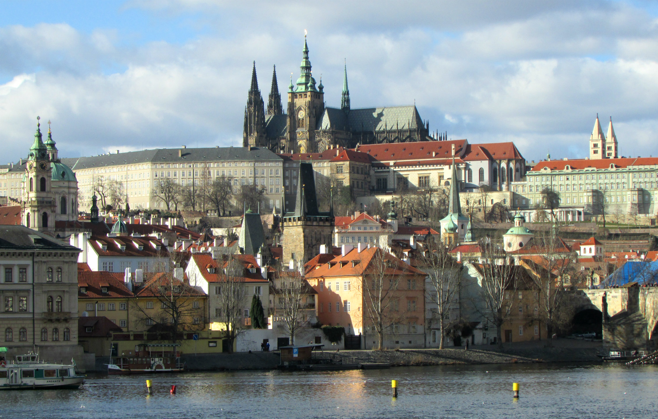 Tour del Castillo de Praga