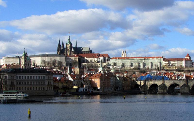 Historia de Praga