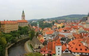 Excursión a Český Krumlov