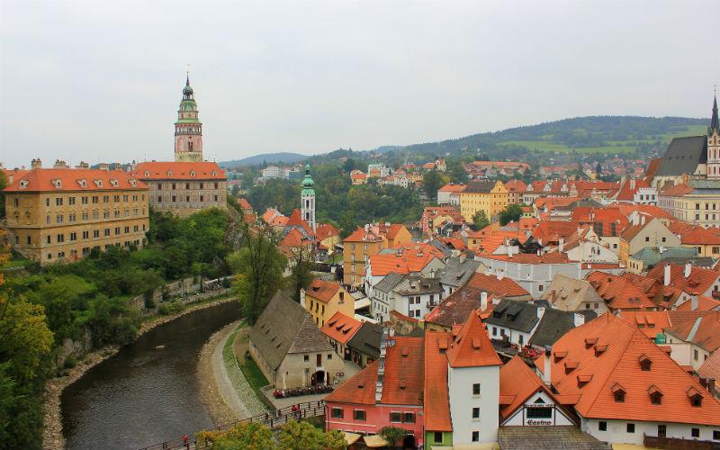 Excursión a Český Krumlov desde Praga