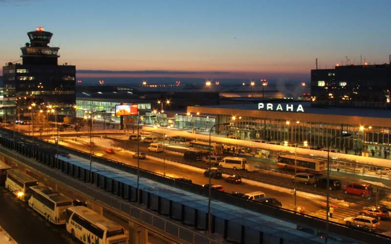 Traslados Aeropuerto Praga