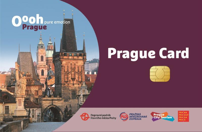 Tarjeta Prague Card 3 días