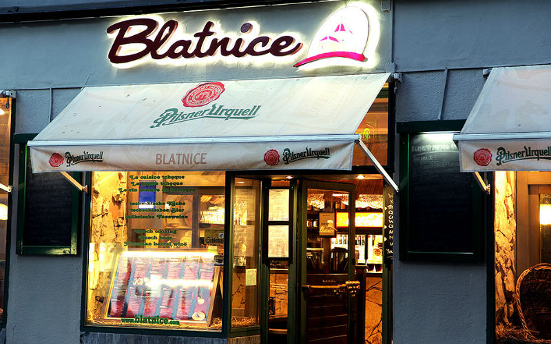 Restaurant Blatnice