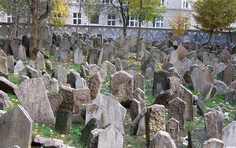 Antiguo Cementerio Judío