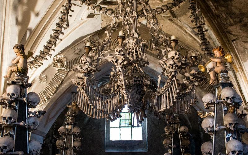 Capillas de los huesos - Kutná Hora