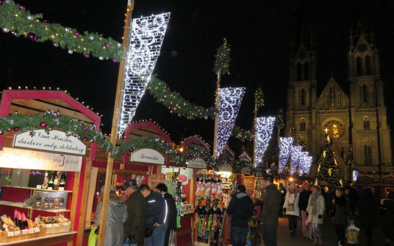 Mercado de náměstí Míru