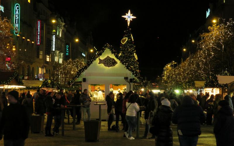 Mercado Plaza de Wenceslao
