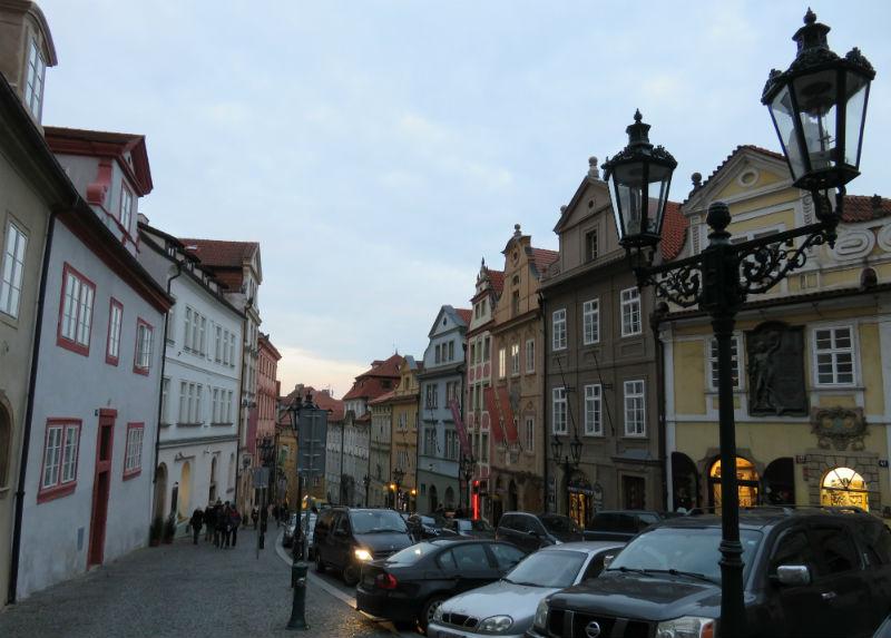 Calle Nerudova