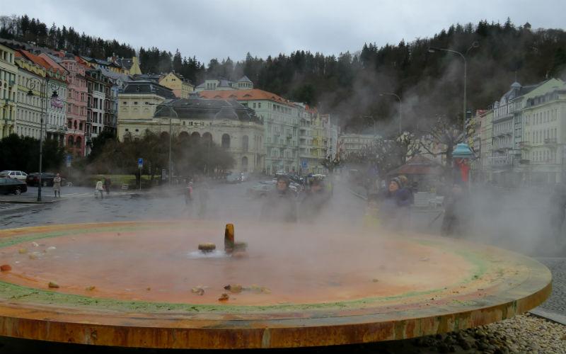 Karlovy Vary Balneario