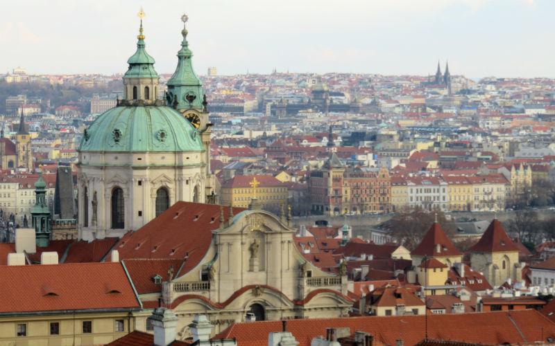 Guía de Praga en dos días
