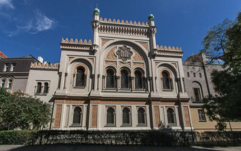 Barrio Judío de Praga, Josefov