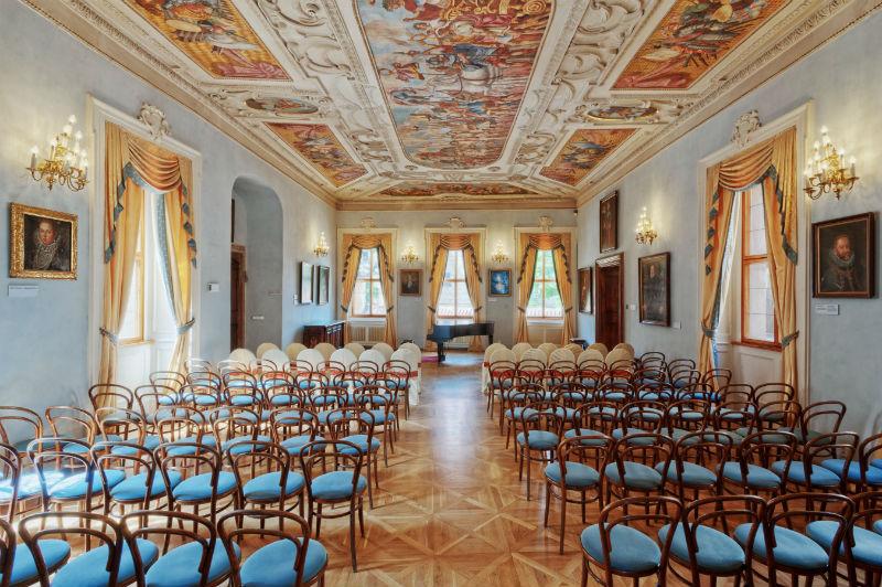 Concierto en Praga en el Palacio Lobkowicz