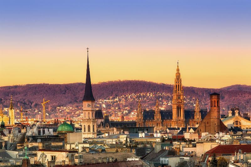 Viajar a Viena desde Praga