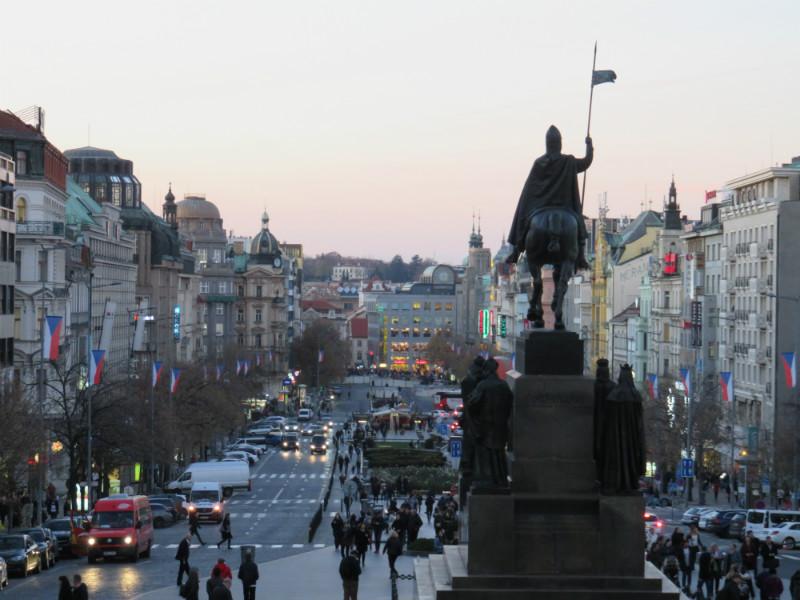 Tour de la Ciudad Nueva de Praga