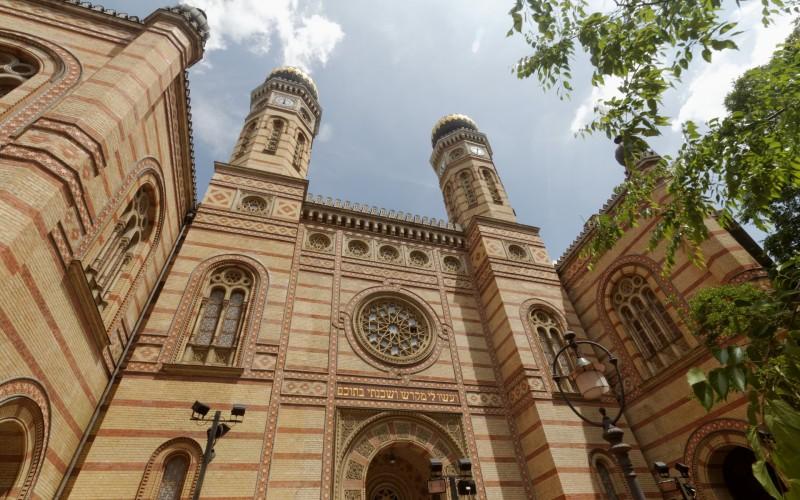 Tour por el Barrio Judío de Budapest