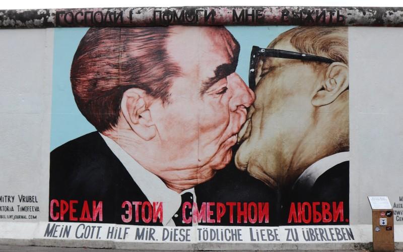 Tour Muro de Berlín