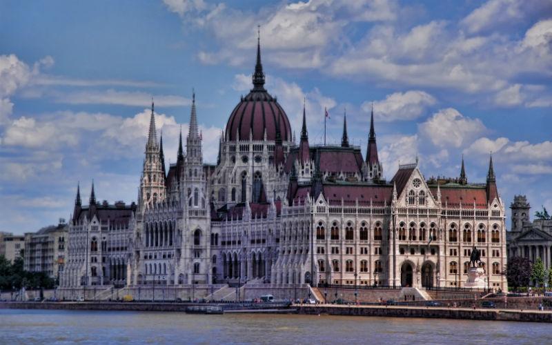 Visita guiada al Parlamento de Budapest