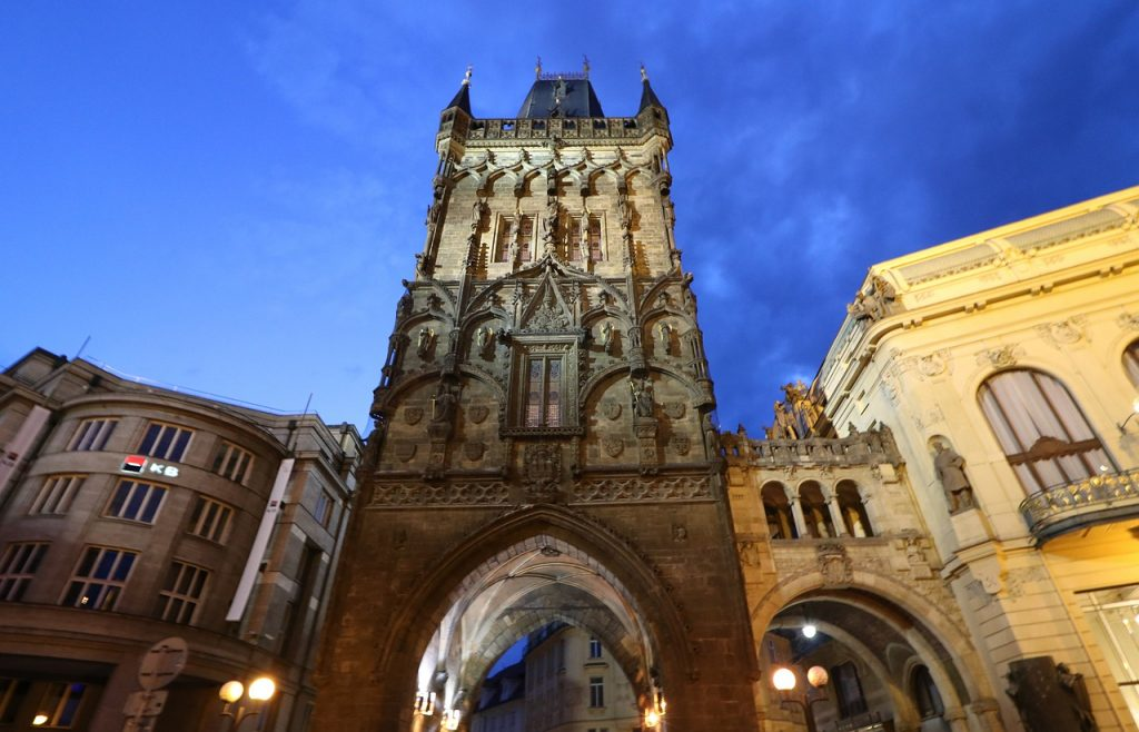 Torre de la Pólvora de Praga
